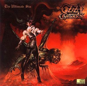 Ozzy Osbourne The Ultimate Sin