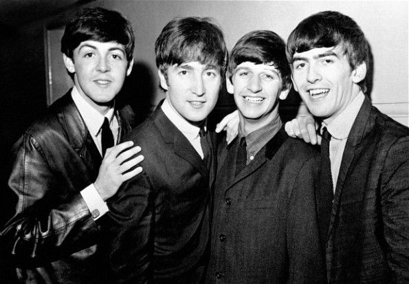 The Beatles foto wwwtelegraphcouk