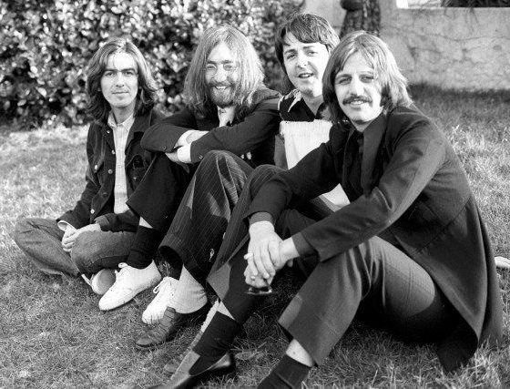 The Beatles glidemagazine com