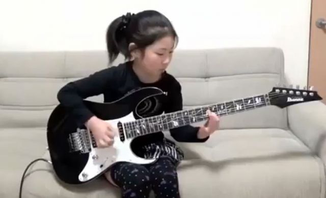 niñal japonesa heavymetal