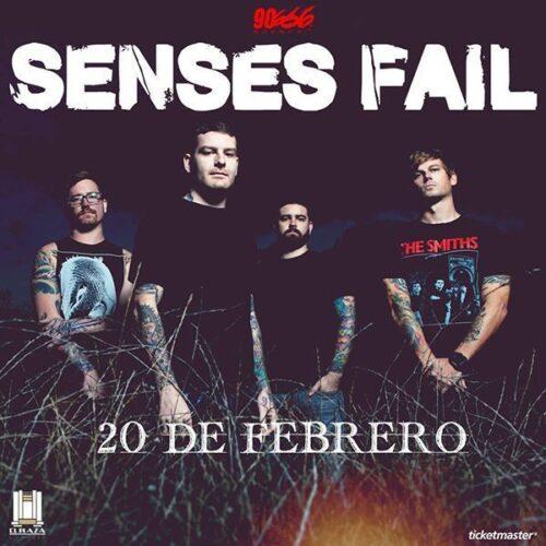 senses fail foto 90666 agency