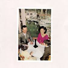 Led Zepelin Presence album