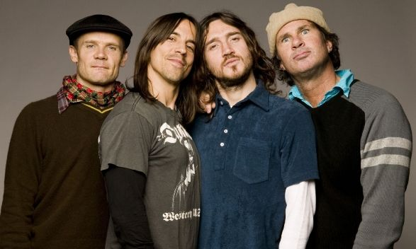 Red Hot Chili Peppers foto tomada de alternativenation net