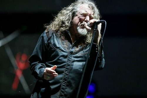 Robert Plant Foto OCESA
