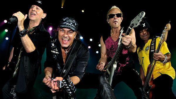 Scorpions Foto tomada de specials dw de
