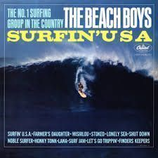 The Beach Boys Surfin USA