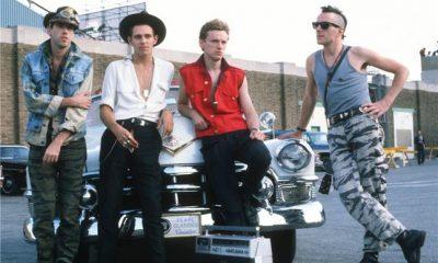 The Clash Foto tomada de morrisonhotelgallery com