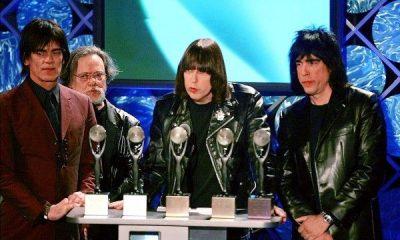 The Ramones Rock and Roll Hall of Fame Foto rmnsbandwordpresscom