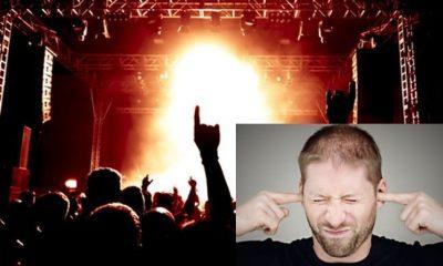 concierto de metal te puede dejar sordo