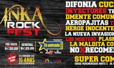 inka rock fest