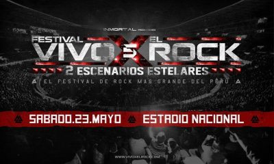 vivo x el rock 5