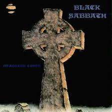 Black Sabbath Headless Cross album