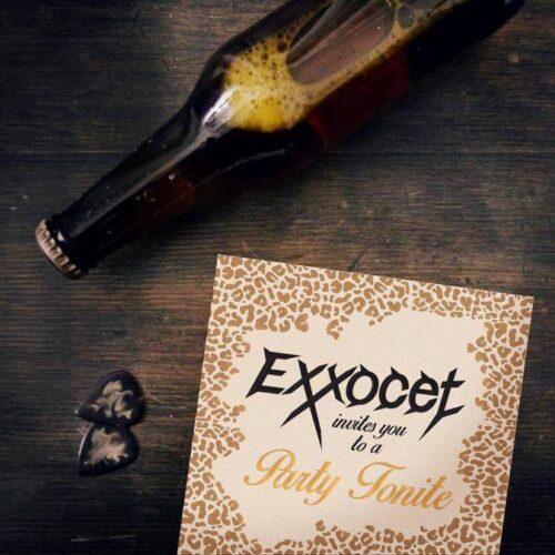 Exxocet s. party tonite