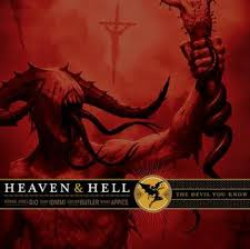 Heaven and Hell The Devil You Know