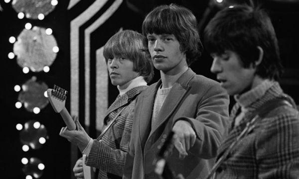 Mick Jagger Brian Jones y Keith Richards Foto theguardiancom