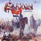 Saxon album Crusader