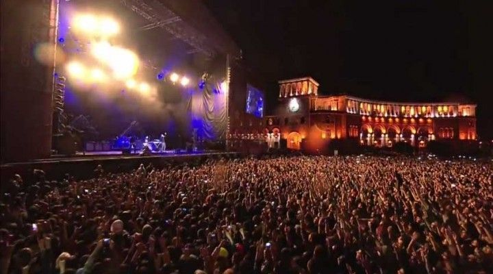 System of Down Armenia