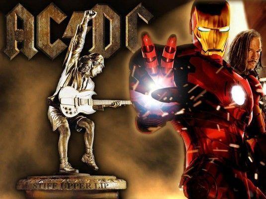ironman acdc