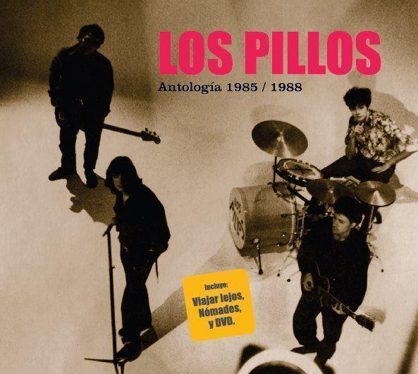 los pillos antologia 1985 1988