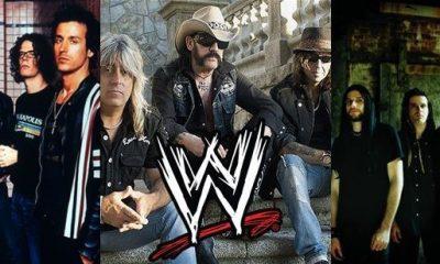 rock metal y wwe
