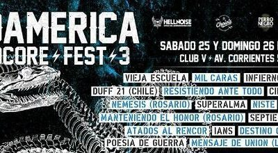 sudamerica hardcore fest 3