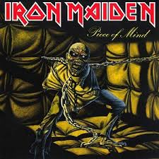 Iron Maiden Piece Of Mind álbum