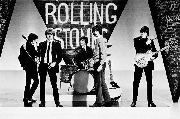 The Rolling Stones Foto tomada de theredlist com