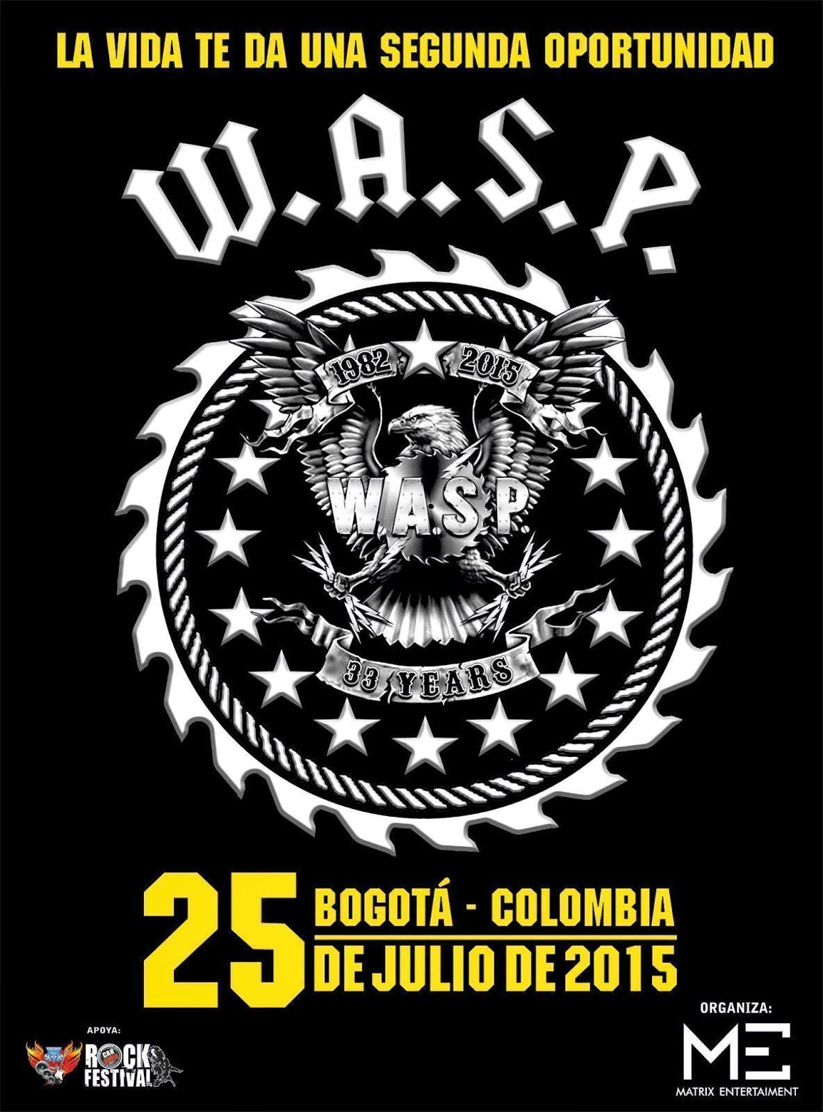 wasp colombia