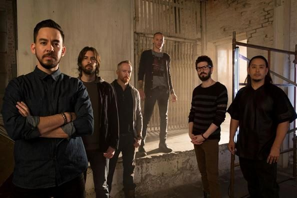 Linkin Park foto Facebook