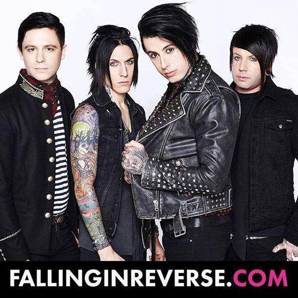 Falling In Reverse foto facebook