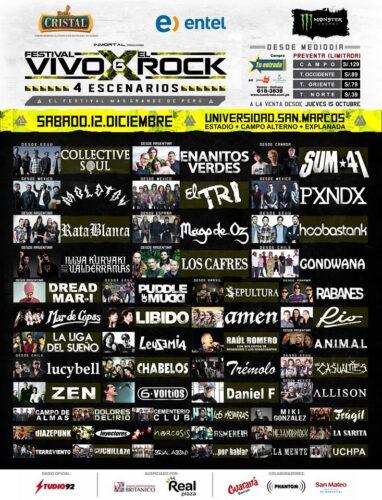 vivo x el rock 6