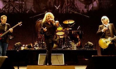 led zeppelin 2007