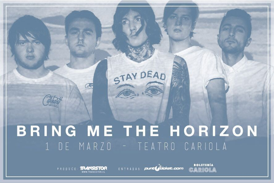 bring me the horizon chile