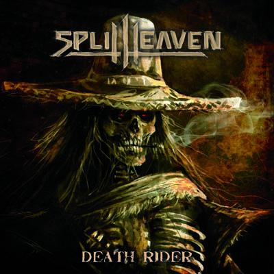 Cover SPLIT HEAVEN Death Rider