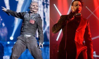 Slipknot Marilyn Manson1