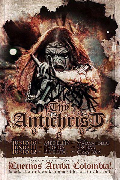 Thy Antichrist