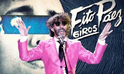 Fito Páez Giros