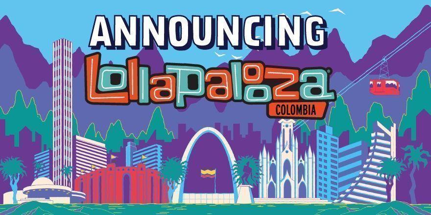 Lollapalooza Colombia