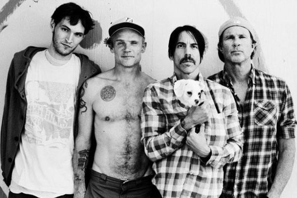 Red Hot Chili Peppers 3
