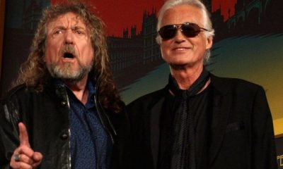 Robert Plant Jimmy Page