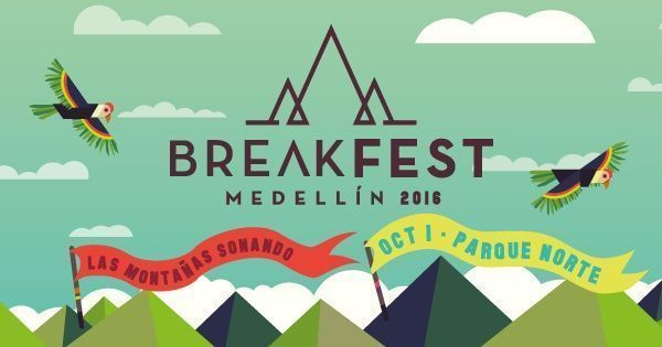breakfest medellin 2016