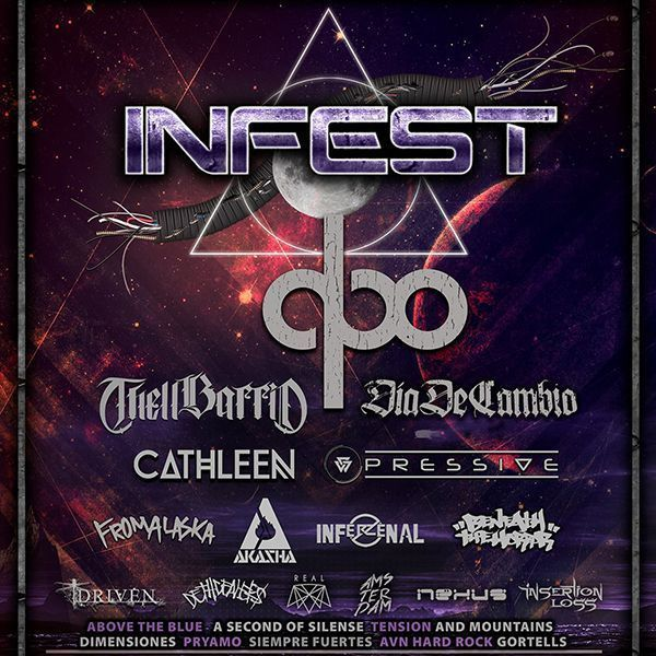 infest cartel completo