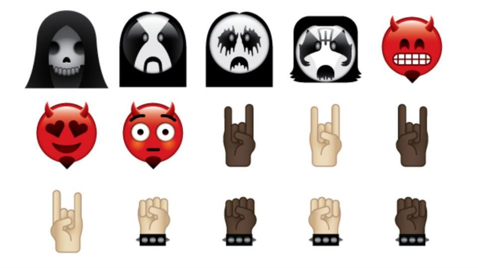 2016 06 17 95 heavy metal emoji.3b599