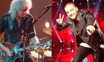 maluma y brian may