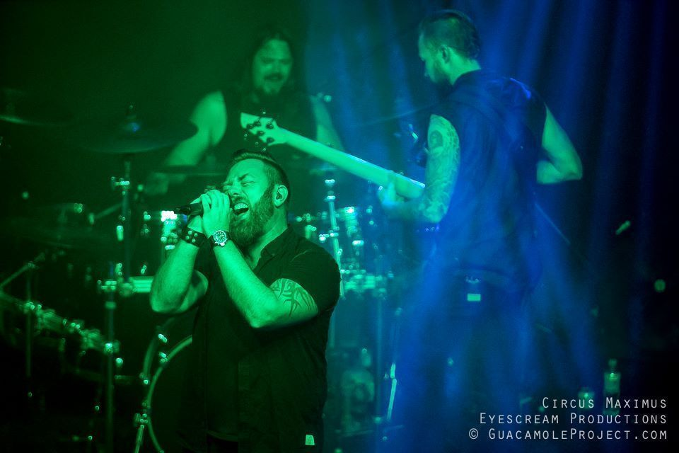 Circus Maximus foto Eyescream Productions por Guacamole Project