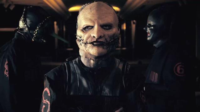Corey Taylor Slipknot video