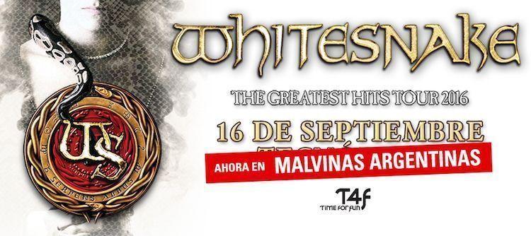 whitesnake en argentina 2016 malvinas