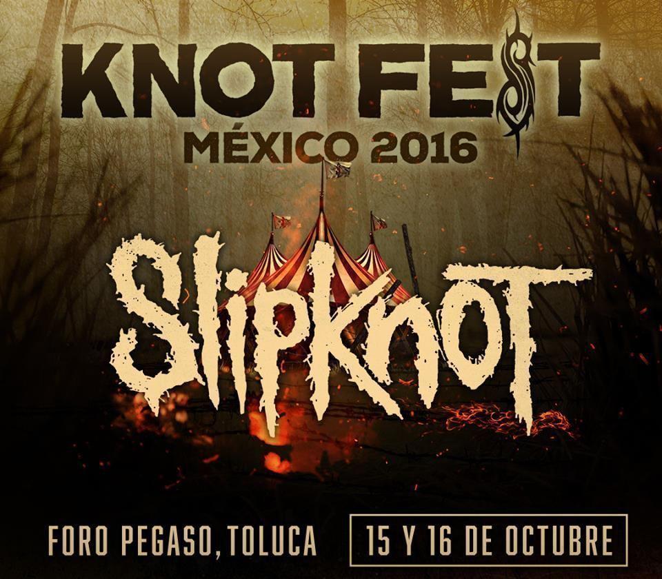 Knotfest portada