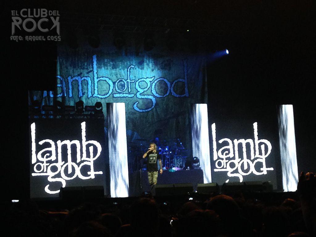 Lamb of God Raquel Coss
