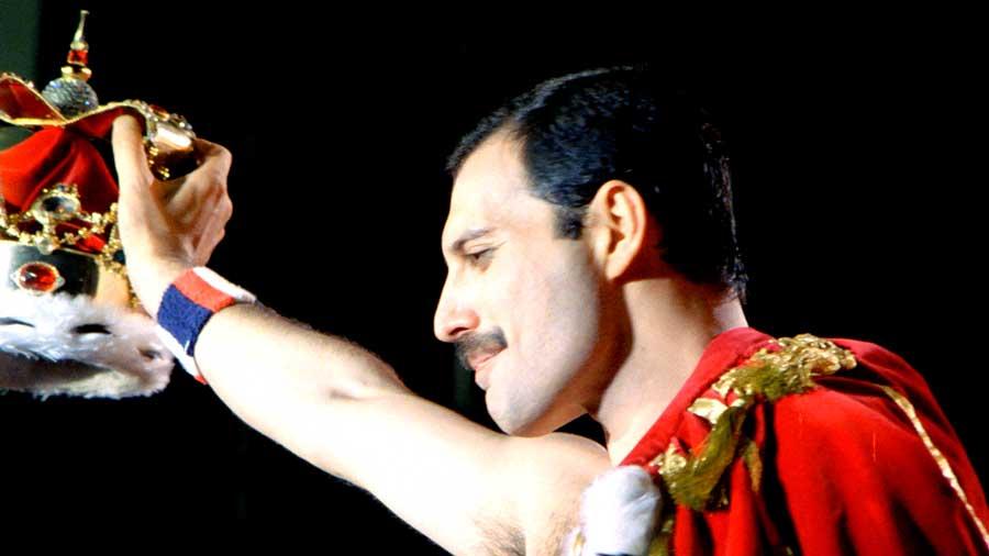 Queen Freddie Mercury singer album